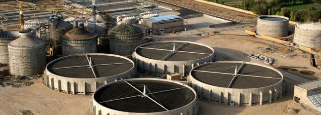 Tehran Wastewater Infrastructure Needs 5 More Years