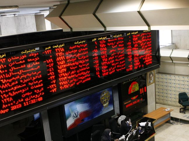 Foreign investment up by 40% in Iran stock exchange