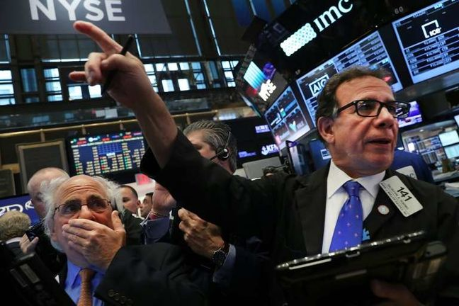 Trump Win Set Off $2 Trillion Shock Rotation to Stocks From Debt