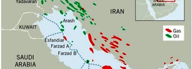 Iran-India: Talks Over Farzad B Gas Field Project Lack Momentum