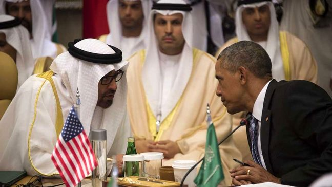 US congressmen urge Obama to stop support for Saudis