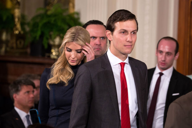 Kushner Paves Way for Accelerated U.S. Push on Mideast Peace