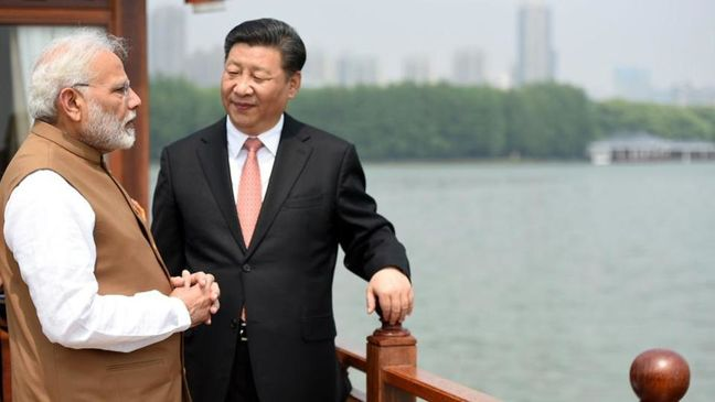 Modi Tells Xi Relations Stable, Differences Manageable