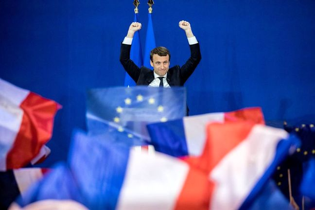 France Braces for Runoff Fight Between Nationalism and Globalism
