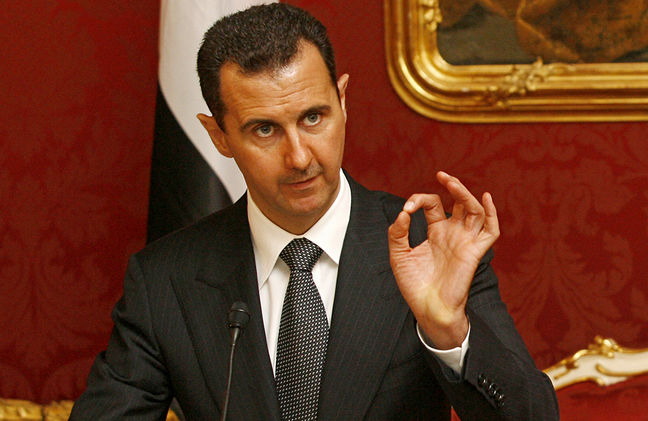 Visit with Iranian, Russian presidents not unlikely, says Syria's Assad