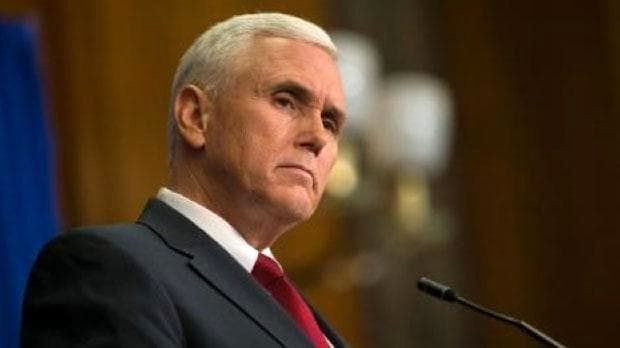 Pence Says U.S. 'Assessing' Move of American Embassy in Israel