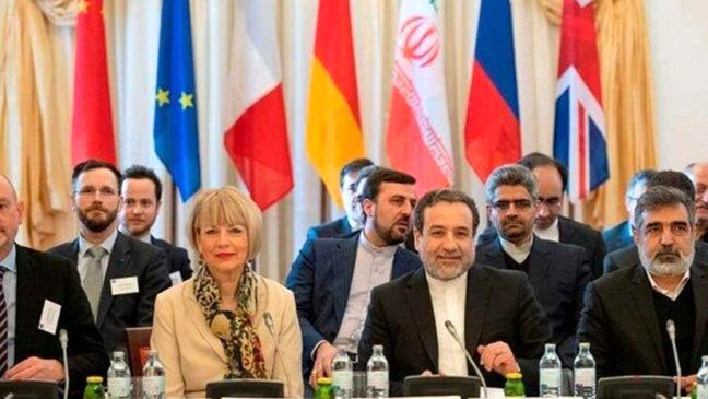 JCPOA Parties Meet in Vienna Amid Heightened Nuclear Dispute