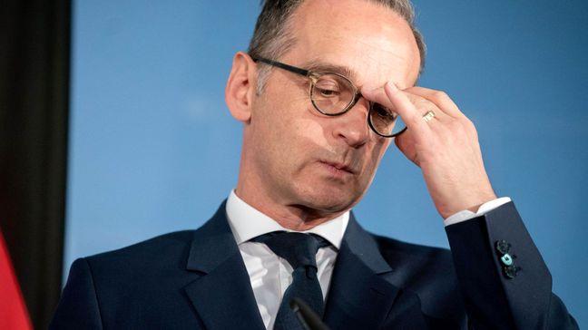 German FM Criticizes US Strategy on Iran