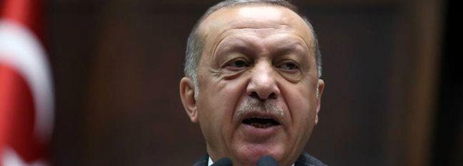 Erdogan Offers to Mediate Between US, Iran