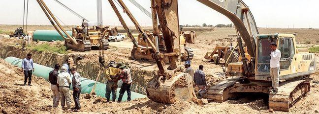 Yazd Rural Water Infrastructure Expanding