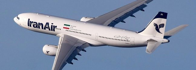 IranAir's Int'l Flights Increasing