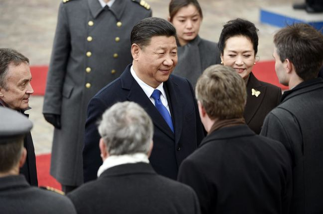 China says all welcome at Silk Road forum after U.S. complains over North Korea
