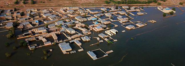 Iran Floods' Damages Estimated at $2.5b