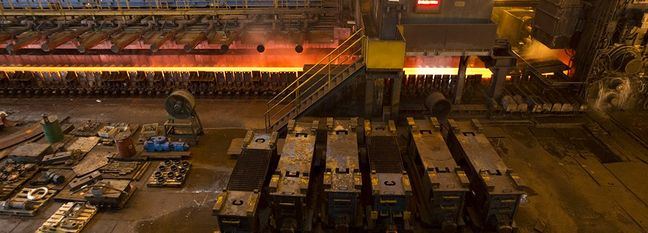 Iran Steel Production Tops 30m Tons