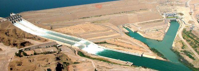 Water Levels Falling in Khuzestan Dams