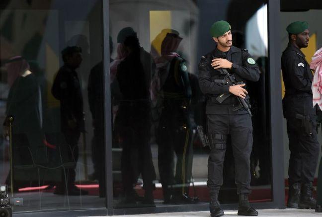 Two Saudi Guards Killed in Rare Attack at Royal Palace Gate