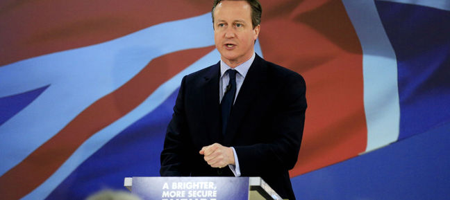 Britain's Libya intervention flawed, ex-PM Cameron to blame: lawmakers