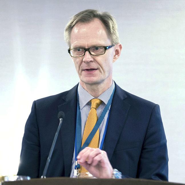 Finnish Official: Energy cooperation for Tehran, Helsinki