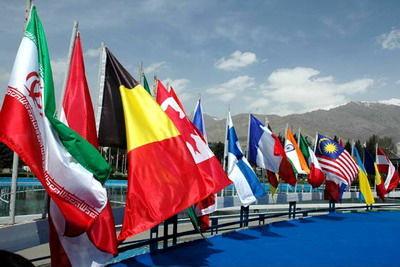22nd International Iran oil show kicks off
