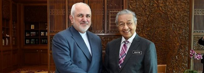 Zarif Wraps Up Asian Tour in Malaysia