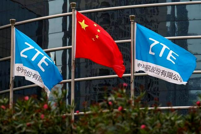 ZTE pleads guilty to dodging Iran sanctions