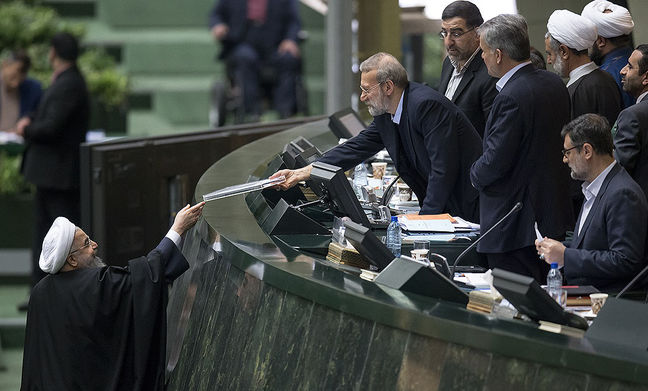 Iran's Next Year Budget Bill Presented to the Parliament: General Revenues Rise 6.5%