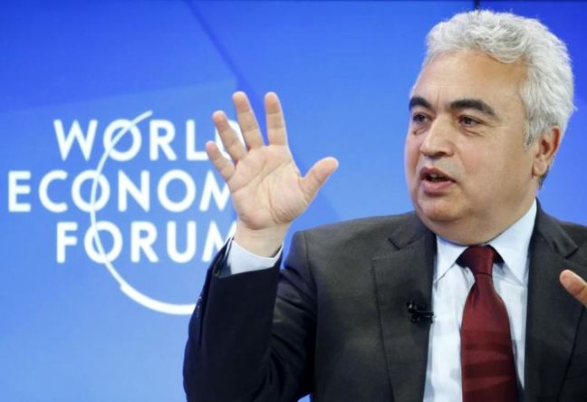 IEA chief Birol: Oil market to rebalance in second half of 2017