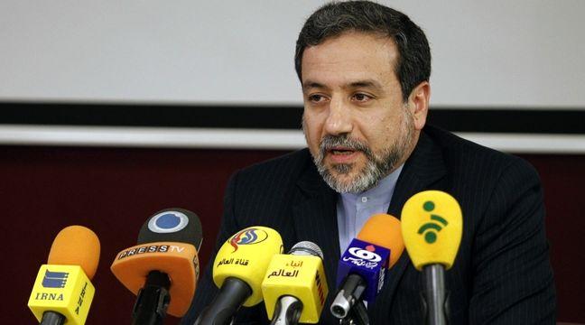 Araqchi rebukes Western parties to JCPOA for procrastination