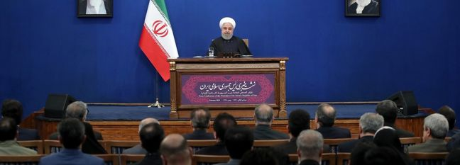 Rouhani: Iran Will Never Submit to US Pressure