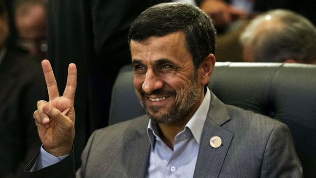 Ahmadinejad Joins Twitter in Political Comeback Bid