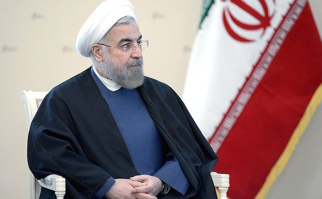 President Rouhani arrives in Venezuela to attend NAM Summit
