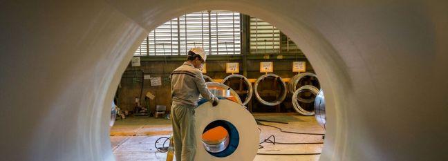 Steel Exports Plummet, as Imports Jump 50 Percent YOY