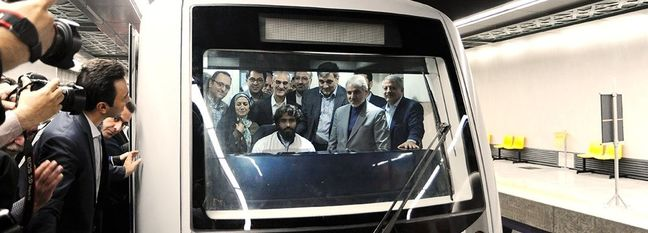 Tehran Mayor Hanachi Promises Swift Progress in Metro Expansion