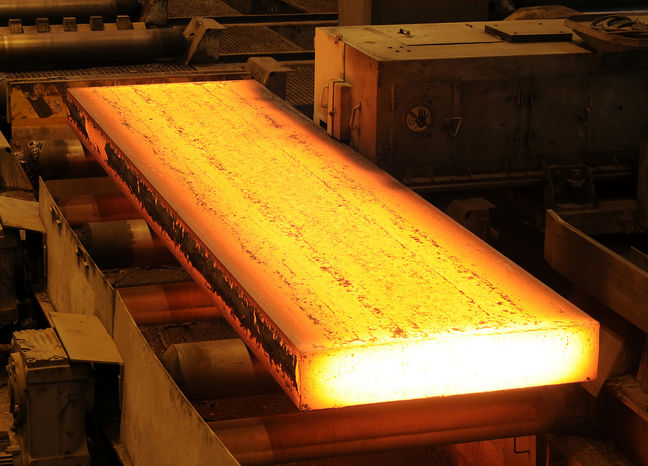 Mobarakeh Steel Co. Plans to Boost Slab Exports