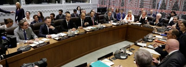 Call for Extraordinary JCPOA Ministerial Meeting