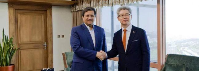 CBI Chief Censures South Korea Banks
