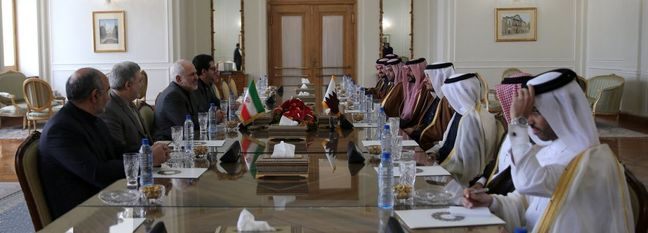 Qatar Calls for Peaceful Solution to Regional Tensions