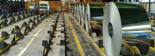 Iran 2018 Steel Output Rises 17% to 25m Tons