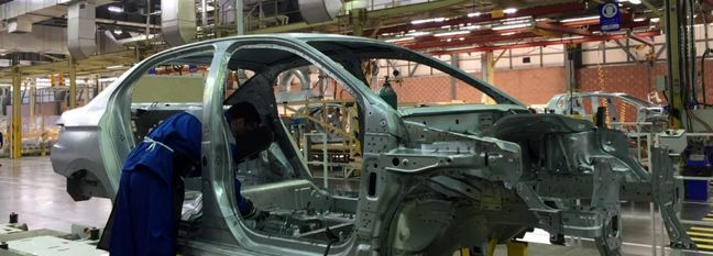 Iranian Carmakers Mull JVs With Russian Counterparts