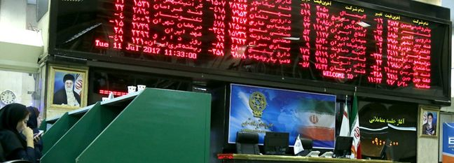 Tehran Stocks Recover Partly