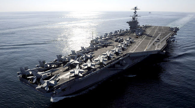 Trump's 'Armada' Sent to Deter Kim Can't Shoot Down His Missiles