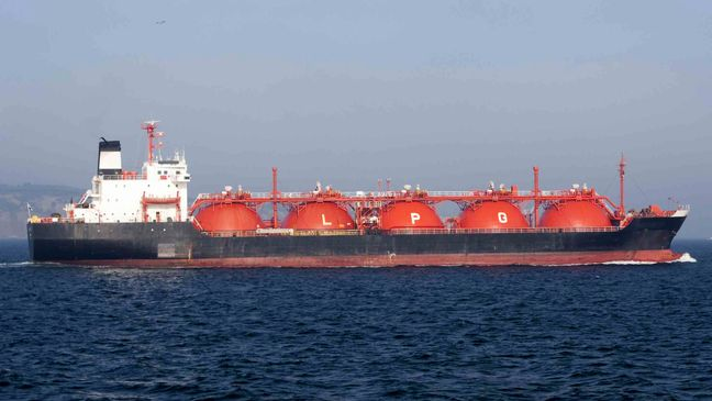 Iran August LPG Sale Leaps