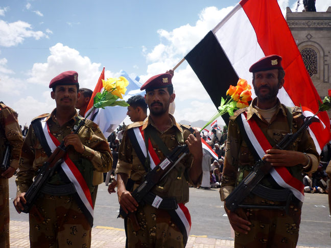 Iran stresses political means as only solution to Yemeni crisis