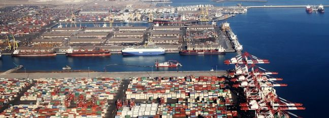 Goods Transit via Iran Exceeds 7 Million Tons