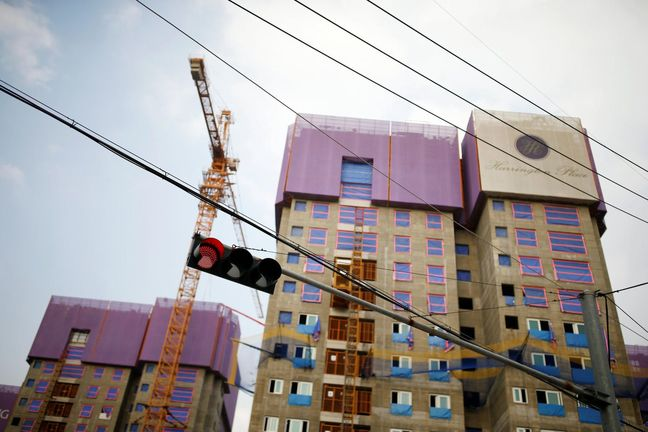 After building boom, South Korea girds for housing glut