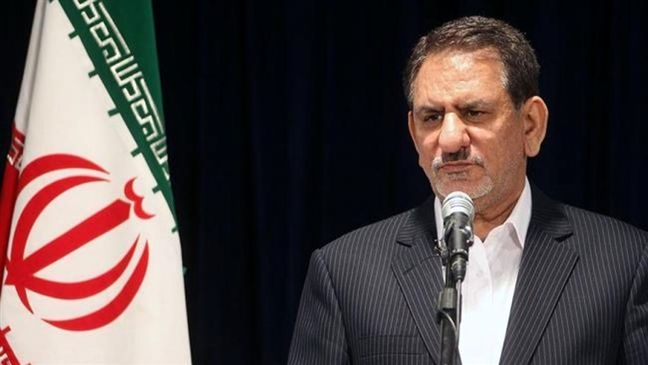 Jahangiri Sets Out Economic Agenda