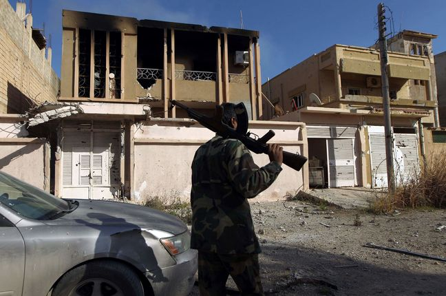 Fear of Military Rule Grows in Benghazi as Elected Mayor Ousted