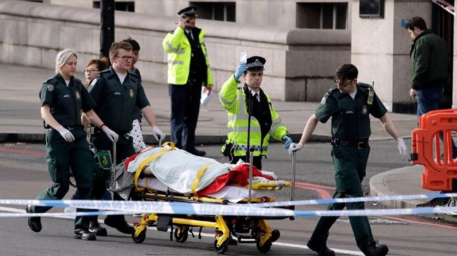 Iranian embassy strongly condemns attack on British parliament