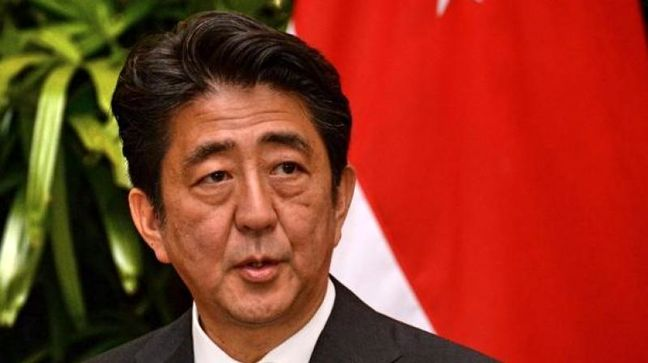 PM Abe to send message Japan won't repeat war atrocities