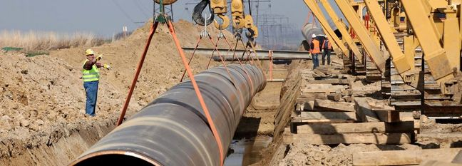 Oil and Derivatives Supply Infrastructure Expanding
